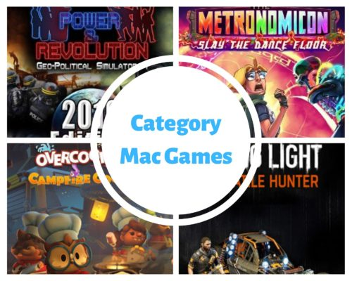 Games for Mac