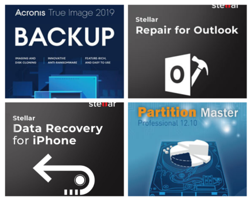Back-up & Recovery